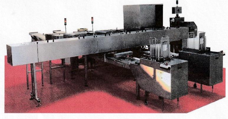 Riva Selegg E16 Egg Grader